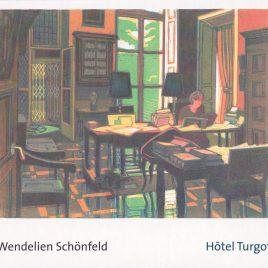 <em>Wendelien Schönfeld – Hôtel Turgot</em>