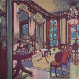 <em>De Gouden salon (II)</em>