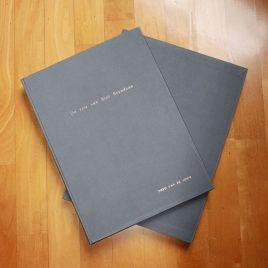Etsen uit het kunstenaarsboek <em>De reis van Sint-Brandaan</em>