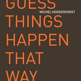 <em>Guess things happen that way</em>– Michel Hoogervorst