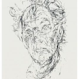 Willem den Ouden – Kaartenmapje 'Les refusés du musée'