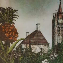 <em>De botanische tuin</em>– Annemarie Petri